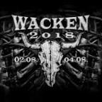 Wacken 2018 Logo