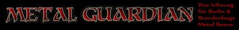 Das Info Mag für die Metal Szene in Berlin und Brandenburg!