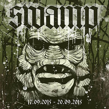 Berlin Swamp Fest 2015